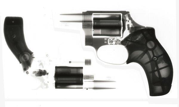 NRAD HandgunNeutronRadiograph