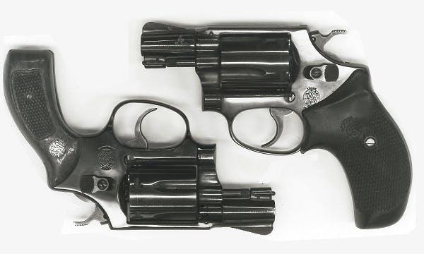 NRAD HandgunPhotograph