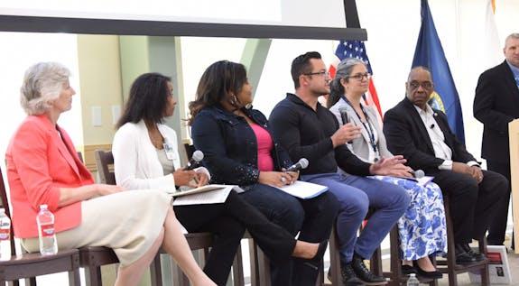 leadership panelist