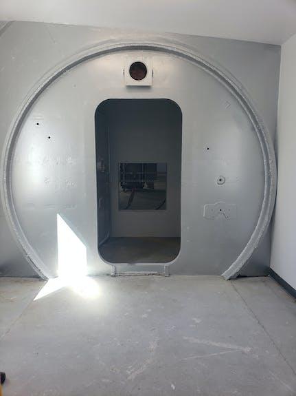 EBR  Dome Entrance
