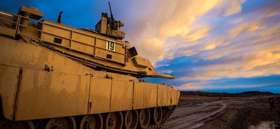 NHShome Abrahams tank
