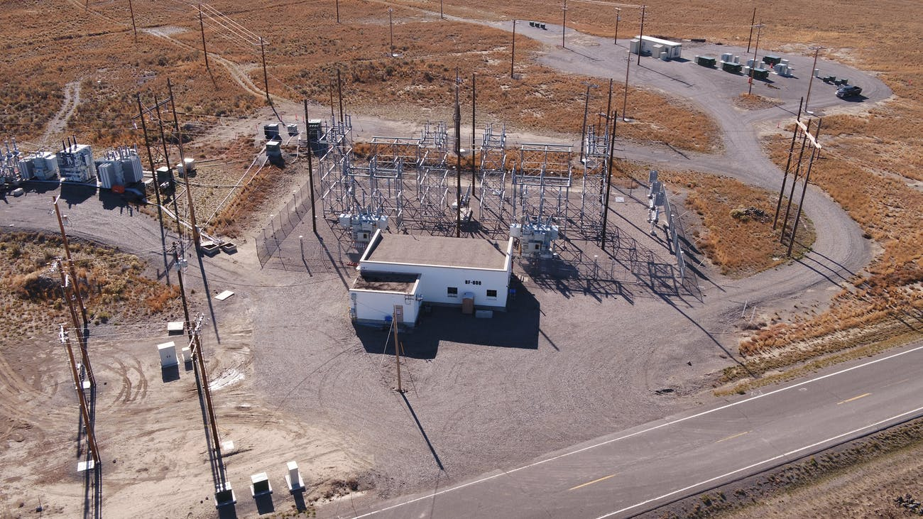 Power Grid Test Bed B compressed