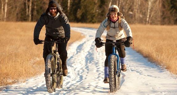 Biking iStock
