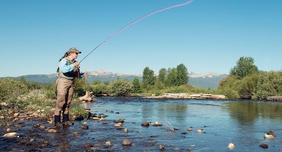 Fishing iStock