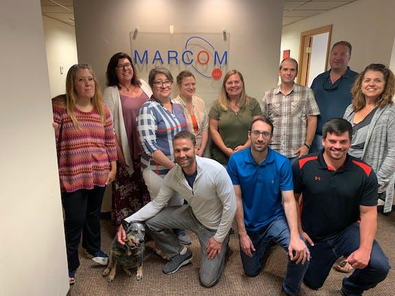 DOE Small Business, MarCom LLC, MarCom Idaho Falls, Idaho small business award
