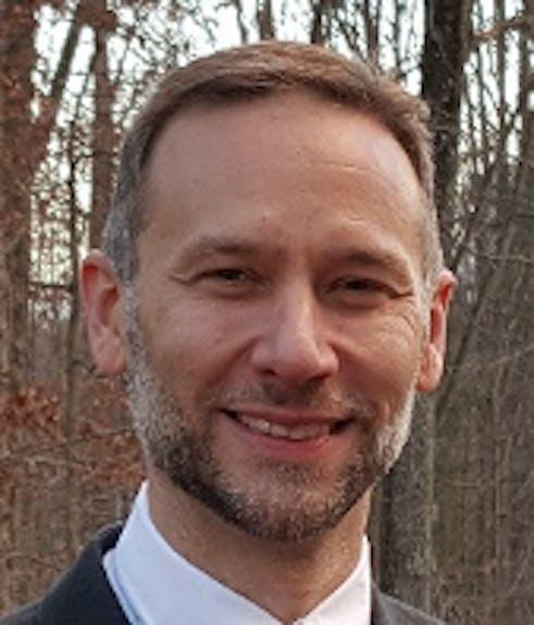 David Debrecht portrait