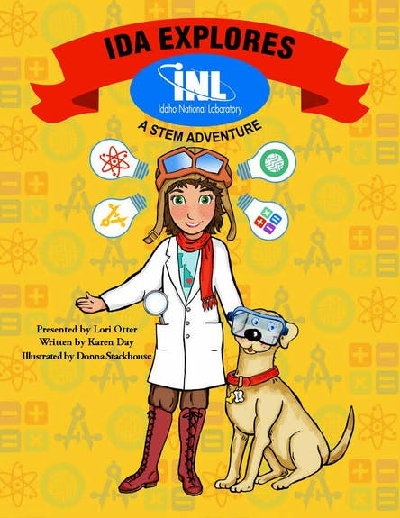 Ida Explores INL Cover
