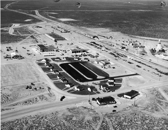 Naval Proving Ground, desert, history, INL
