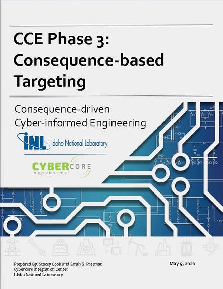 CCE Phase  Reference Document INL EXT   published pdf image