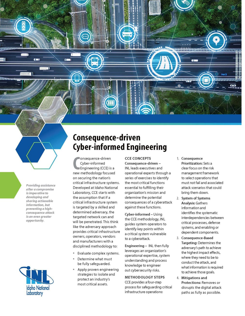 Consequence-driven Cyber-informed Engineering_Fact-Sheet
