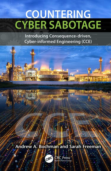 Countering Cyber Sabotage, a CCE Book