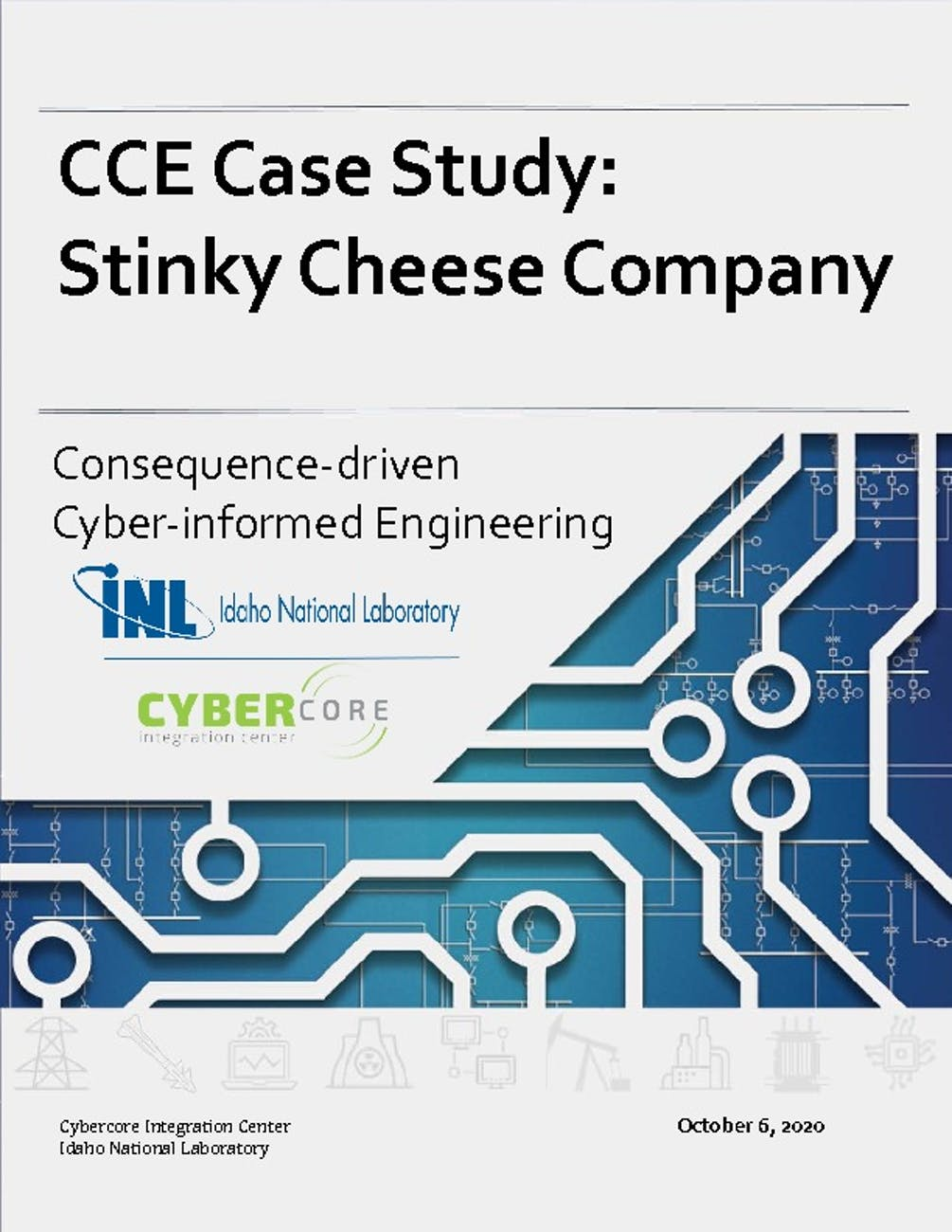 Stinky Cheese Case Study INL EXT   Rev  published pdf image