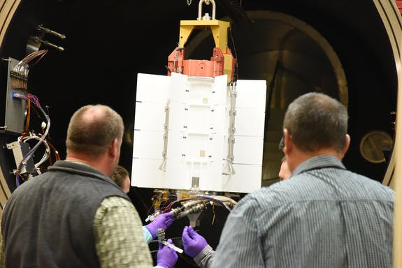 Perseverance's power system being tested at INL for usage in its journey to Mars.
