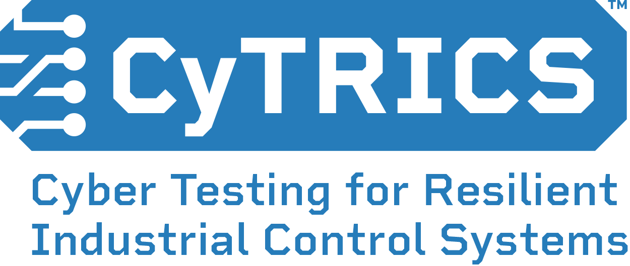 Cyber Testing Resilient Industrial Control Systems