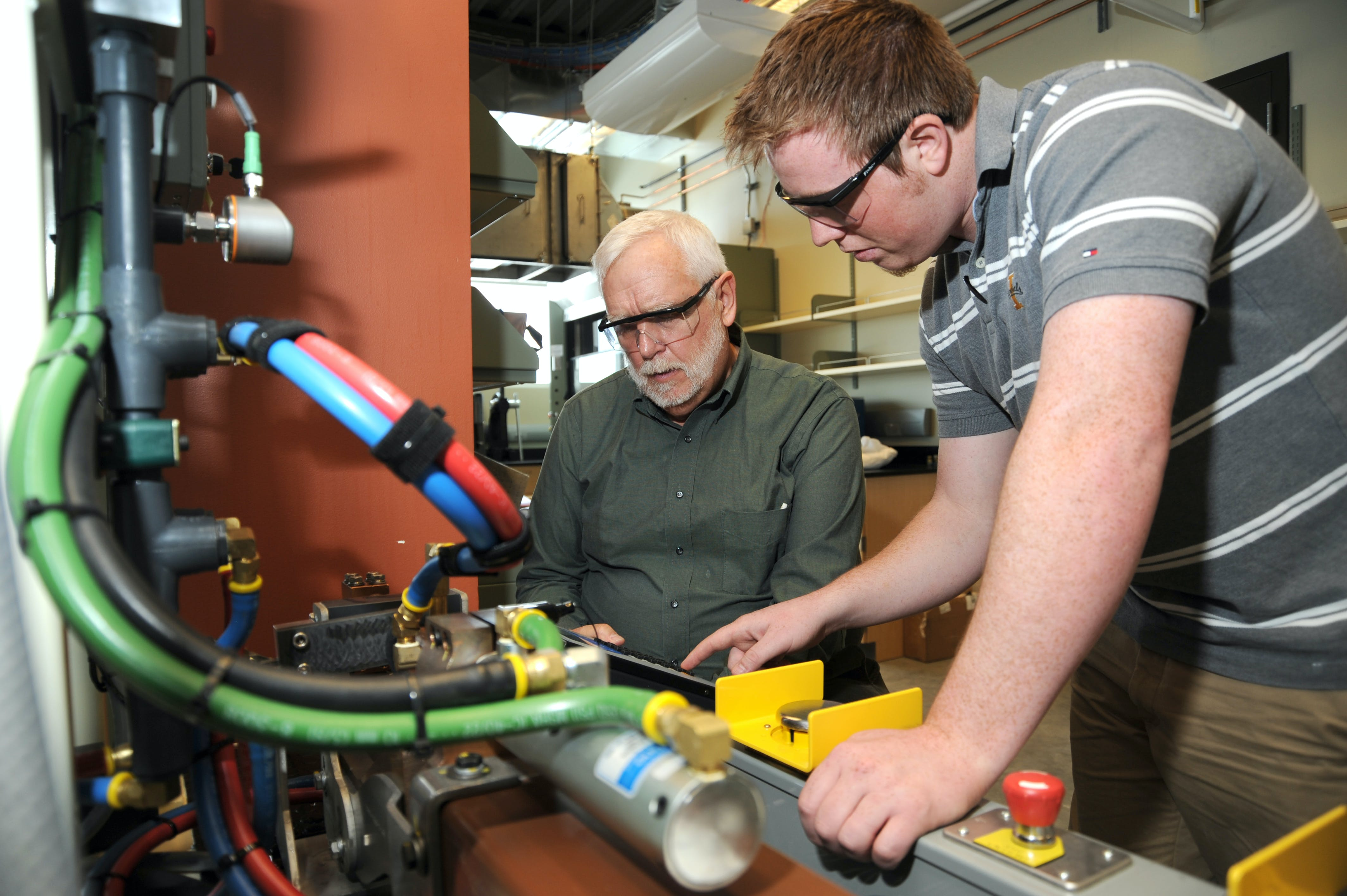 CAES, Center for Advanced Energy Studies, CAES INL, INL CAES